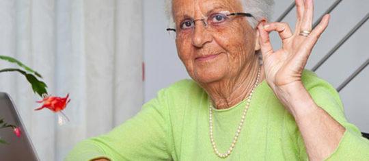 tele assistance pour personnes agees