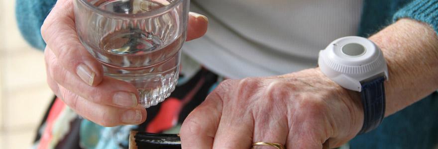 Personne agee et a mobilité reduite les avantages de la tele-assistance